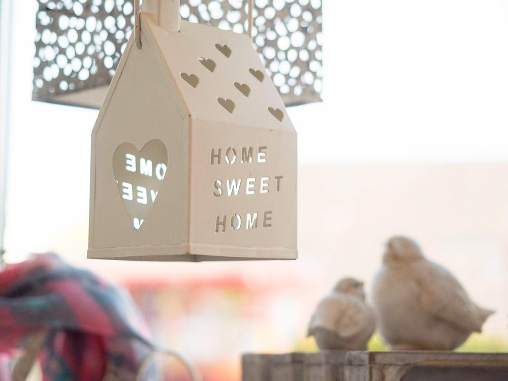 Geschenke für das neue Zuhause