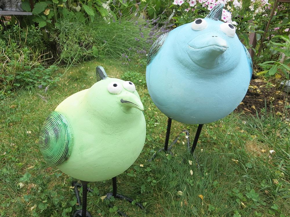 Sommer Dekorationen im Gschänkli-Egge